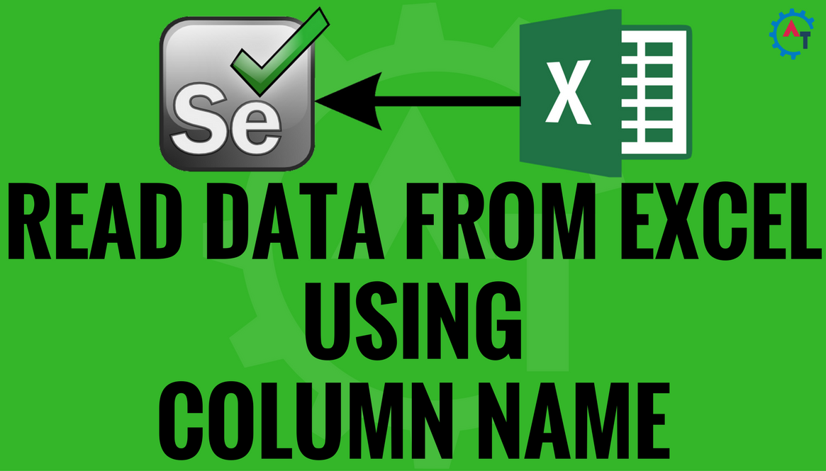 READ EXCEL DATA USING COLUMN NAME